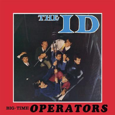 ID BIG TIME OPERATORS Vinyl Record