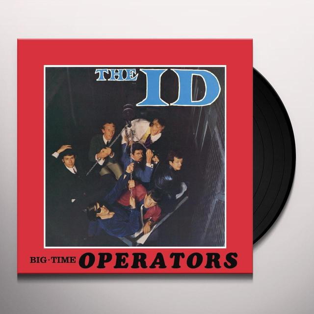 ID BIG TIME OPERATORS Vinyl Record