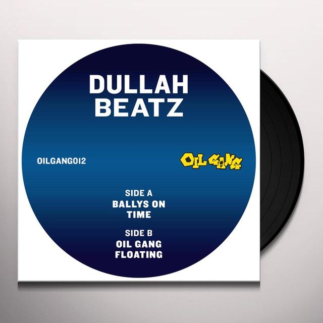 Dullah Beatz BALLYS ON Vinyl Record