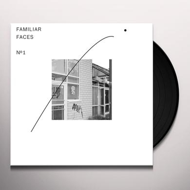 FAMILIAR FACES NO1 / VARIOUS Vinyl Record