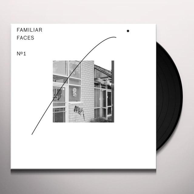 FAMILIAR FACES NO1 / VARIOUS Vinyl Record