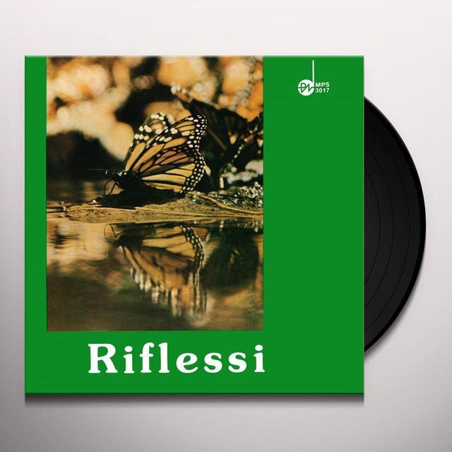 Rino De Filippi RIFLESSI Vinyl Record - 180 Gram Pressing, Reissue