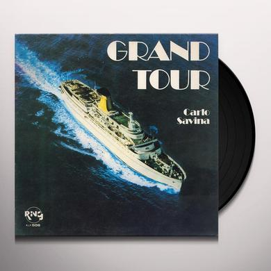 Carlo Savina GRAND TOUR Vinyl Record