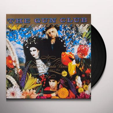 The Gun Club DANSE KALINDA BOOM Vinyl Record - Gatefold Sleeve, Deluxe Edition