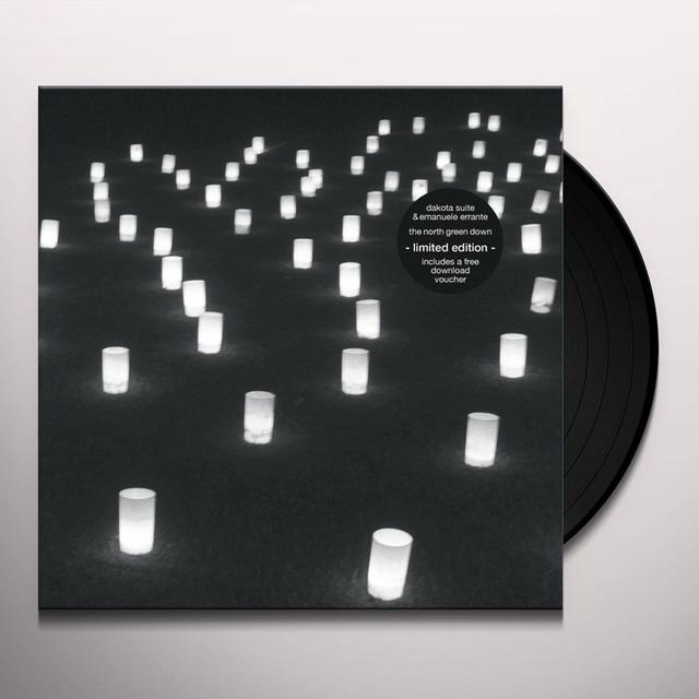 Dakota Suite & Emanuele Errante NORTH GREEN DOWN Vinyl Record - Limited Edition, Digital Download Included