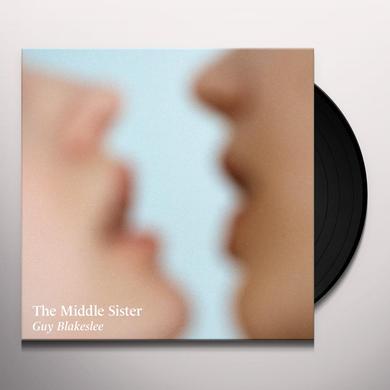 Guy Blakeslee MIDDLE SISTER Vinyl Record - Digital Download Included