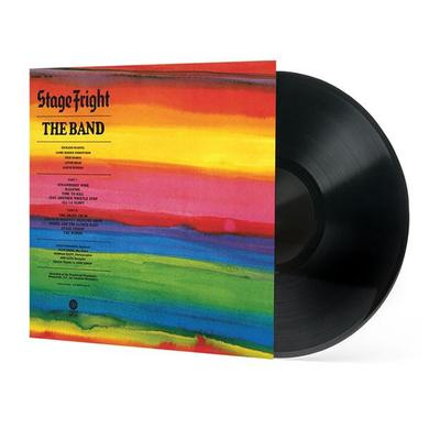 The Band STAGE FRIGHT Vinyl Record