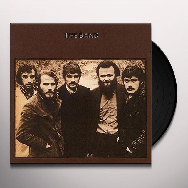 BAND Vinyl Record - 180 Gram Pressing