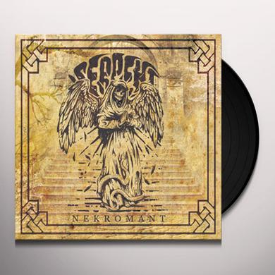 Serpent NEKROMANT Vinyl Record