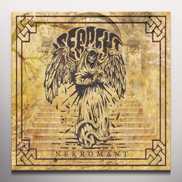 Serpent NEKROMANT Vinyl Record - Red Vinyl