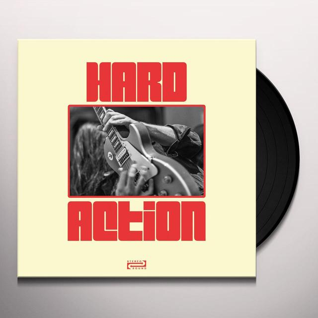 HARD ACTION HANDS DRIPPING RED Vinyl Record - Black Vinyl, Limited Edition
