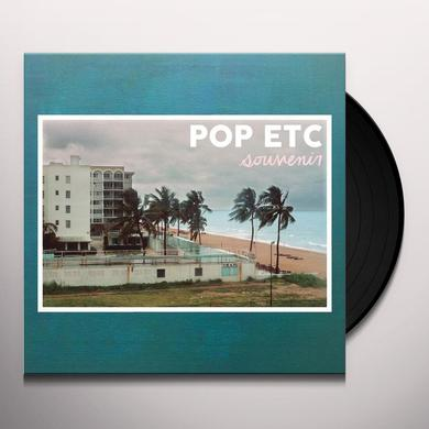 Pop Etc SOUVENIR Vinyl Record - Digital Download Included