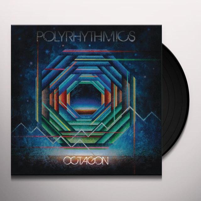 Polyrhythmics OCTAGON Vinyl Record - 180 Gram Pressing