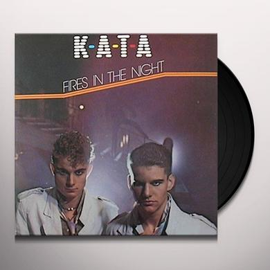 K-A-T-A FIRES IN THE NIGHT Vinyl Record