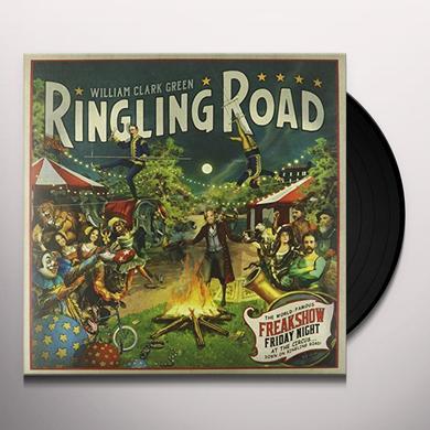 William Clark Green RINGLING ROAD Vinyl Record