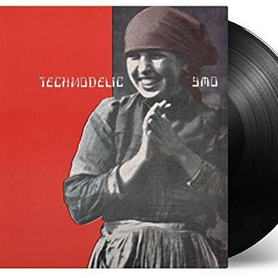 Yellow Magic Orchestra TECHNODELIC Vinyl Record
