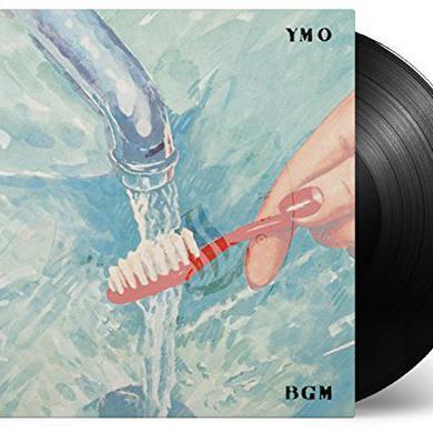 Yellow Magic Orchestra BGM Vinyl Record