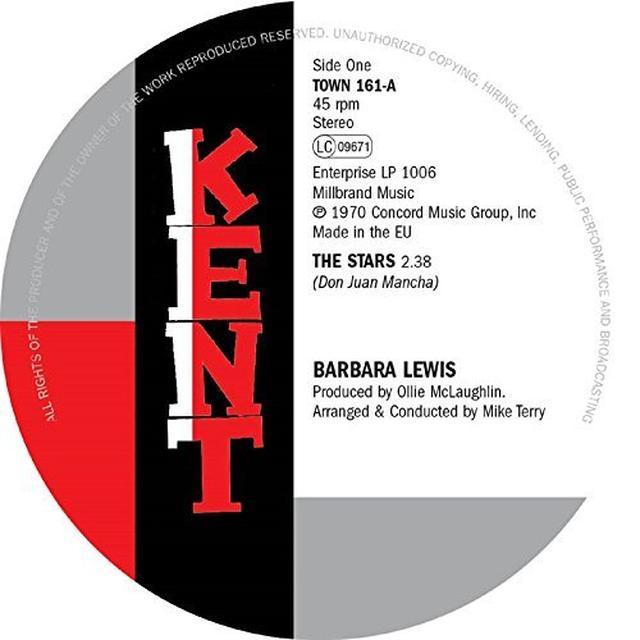 Barbara Lewis / Carla Thomas STARS / I PLAY FOR KEEPS Vinyl Record