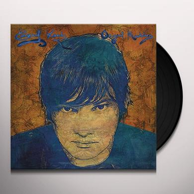 Conrad Keely ORIGINAL MACHINES Vinyl Record - w/CD, UK Import