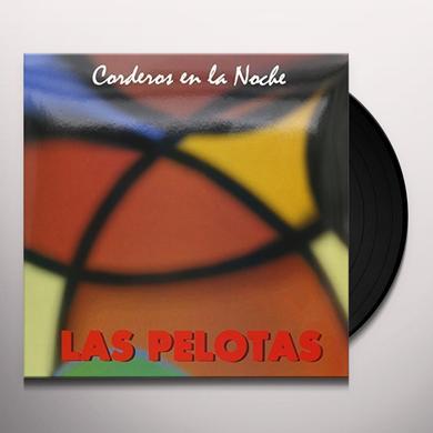 Las Pelotas CORDEROS EN LA NOCHE (ARG) Vinyl Record