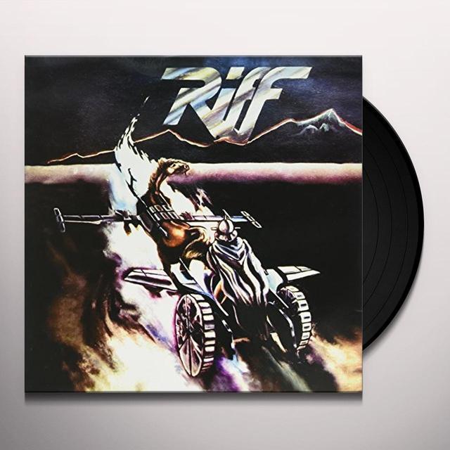 Riff RUEDAS DE METAL (ARG) Vinyl Record