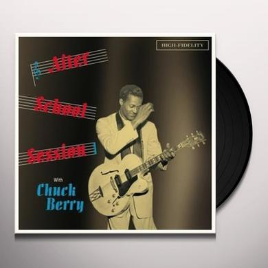 AFTER SCHOOL SESSION WITH CHUCK BERRY + 4 BONUS Vinyl Record