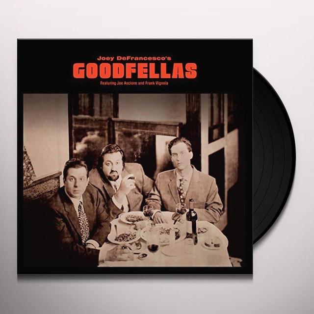 Joey Defrancesco GOODFELLAS Vinyl Record - 180 Gram Pressing, Spain Import