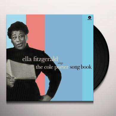 ELLA FITZGERALD SINGS THE COLE PORTER SONGBOOK Vinyl Record