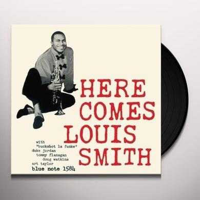 Louis Smith HERE COMES Vinyl Record - 180 Gram Pressing, Spain Import