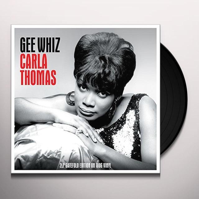 Carla Thomas GEE WHIZ Vinyl Record - UK Import