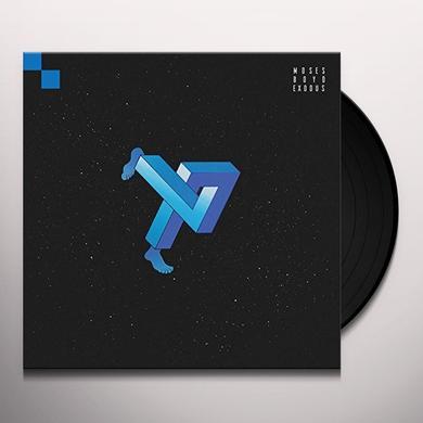 Moses Boyd RYE LANE SHUFFLE Vinyl Record - UK Release