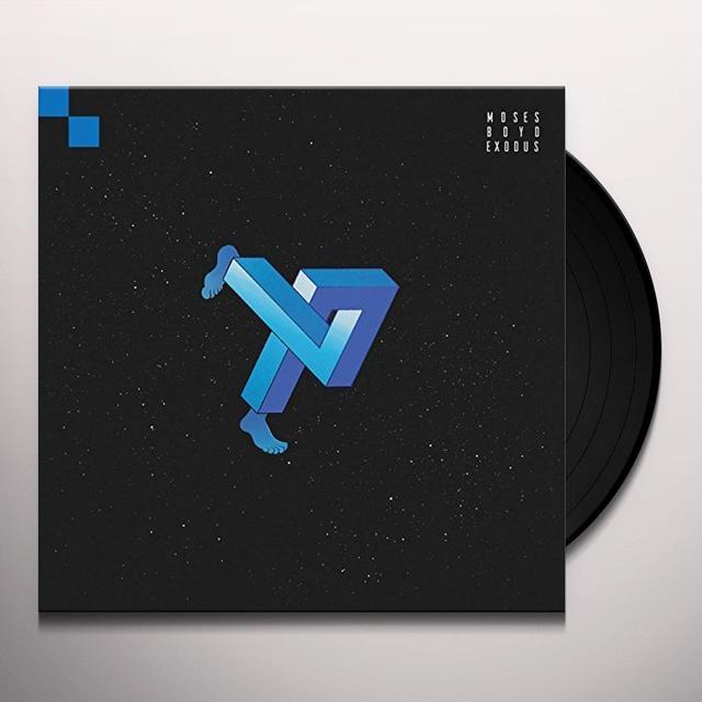 Moses Boyd RYE LANE SHUFFLE Vinyl Record - UK Import