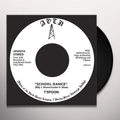 T'SPOON SCHOOL DANCE Vinyl Record