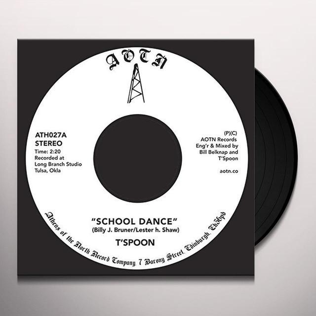 T'SPOON SCHOOL DANCE Vinyl Record - UK Import
