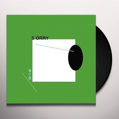 TTY 3.30 EP Vinyl Record - UK Import