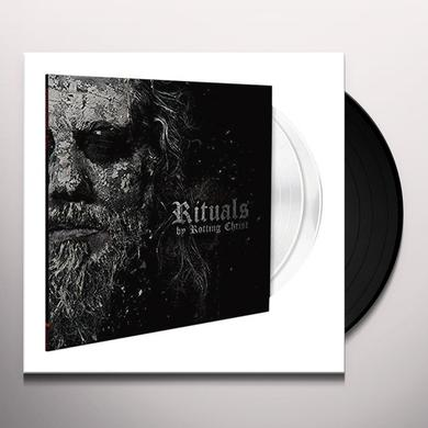 Rotting Christ RITUALS Vinyl Record - UK Import
