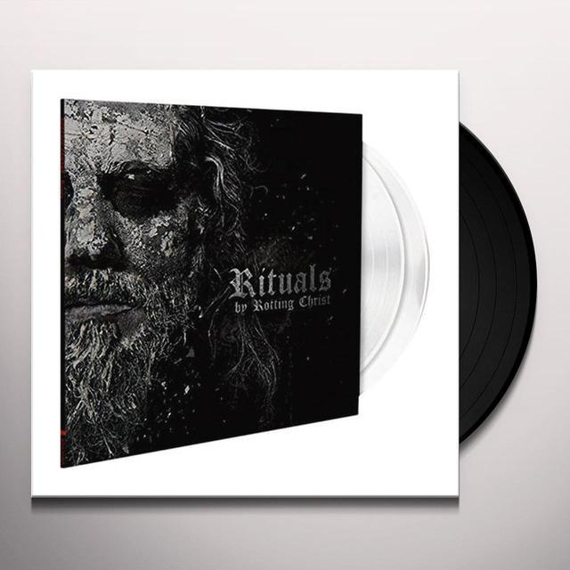 Rotting Christ RITUALS Vinyl Record - UK Import