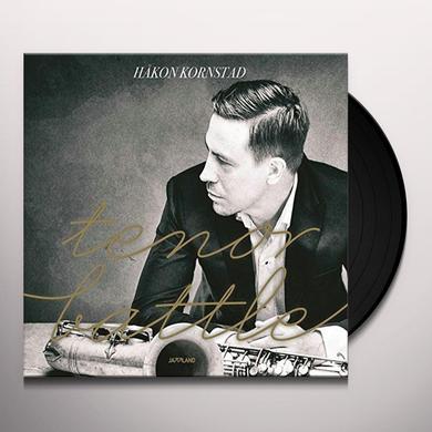 Hakon Kornstad TENOR BATTLE Vinyl Record - UK Import