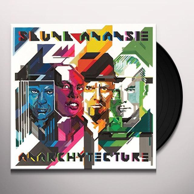 Skunk Anansie ANARCHYTECTURE Vinyl Record - UK Import