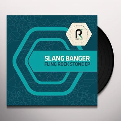 Slang Banger FLING ROCK STONE EP Vinyl Record - UK Import