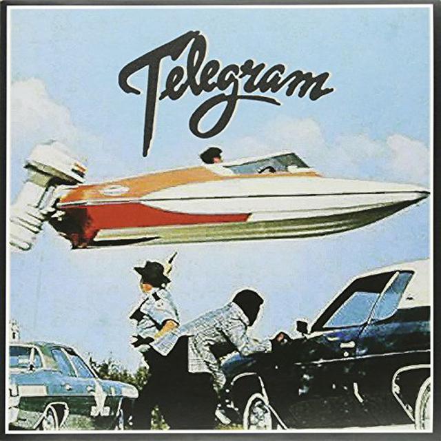 Telegram TAFFY COME HOME Vinyl Record