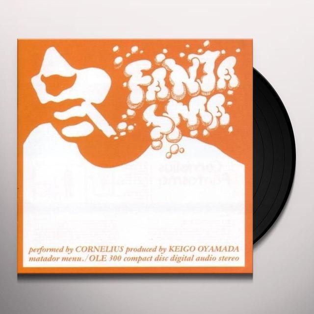 Cornelius FANTASMA Vinyl Record - UK Release