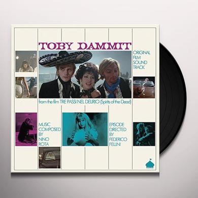 TOBY DAMMIT / O.S.T. (UK) TOBY DAMMIT / O.S.T. Vinyl Record