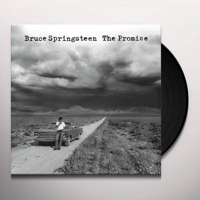Bruce Springsteen PROMISE  (DLI) Vinyl Record - 180 Gram Pressing