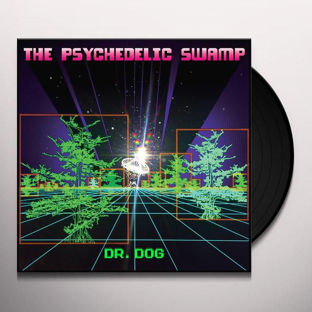 Dr. Dog PSYCHEDELIC SWAMP Vinyl Record - Digital Download Included