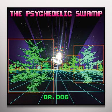 Dr. Dog PSYCHEDELIC SWAMP Vinyl Record - Colored Vinyl, Limited Edition, Digital Download Included
