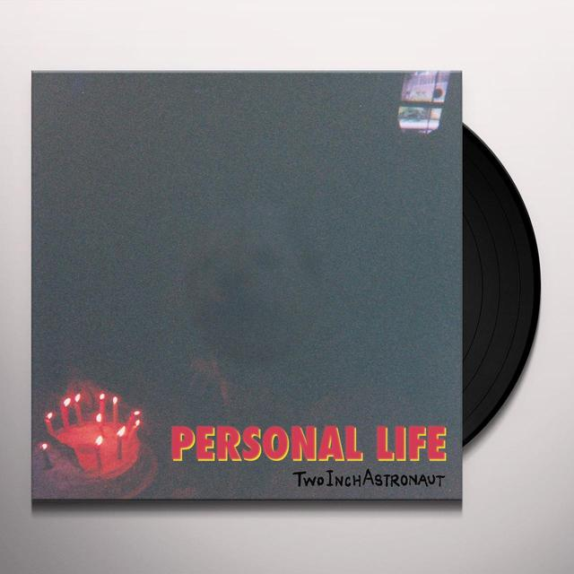Two Inch Astronaut PERSONAL LIFE Vinyl Record - Digital Download Included
