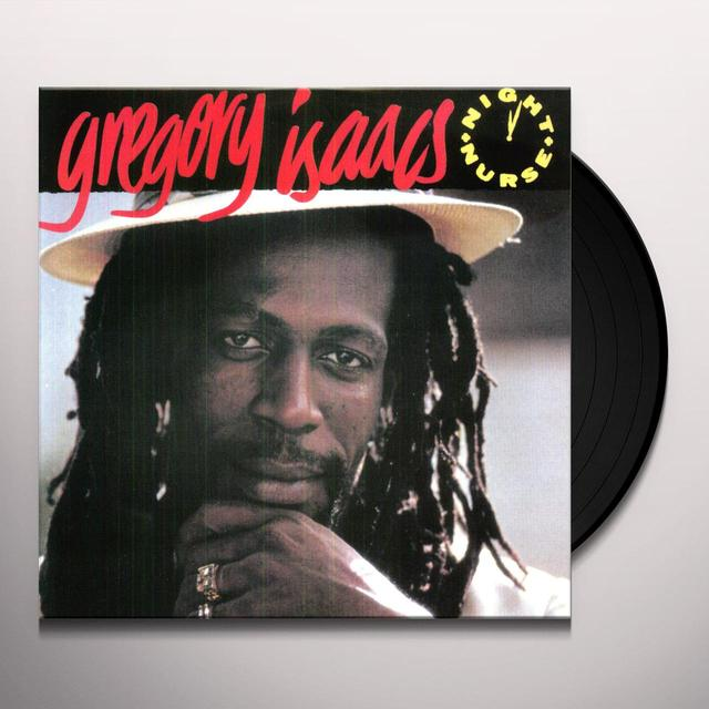 Gregory Isaacs NIGHT NURSE Vinyl Record