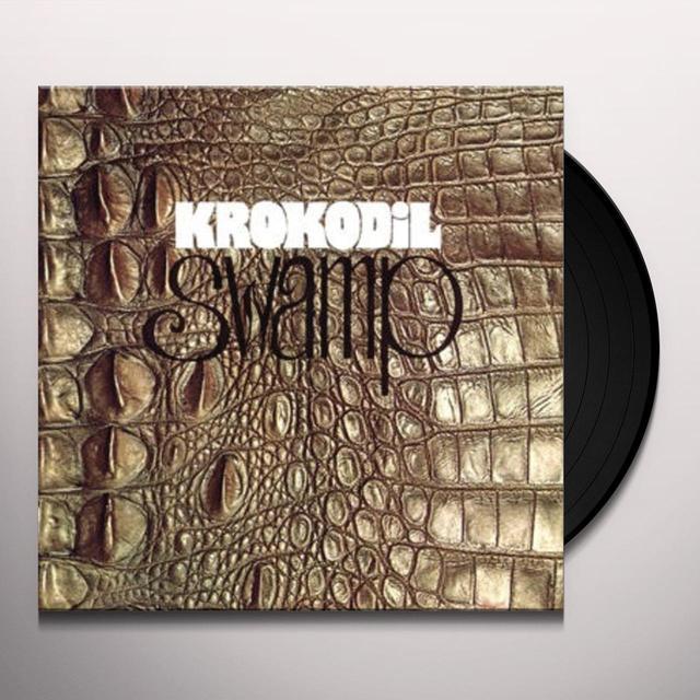 Krokodil SWAMP Vinyl Record - Gatefold Sleeve, 180 Gram Pressing