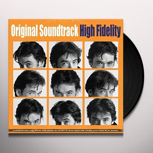 HIGH FIDELITY / O.S.T. Vinyl Record